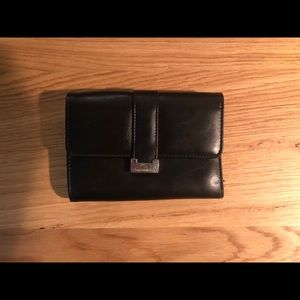 Black Liz Claiborne wallet